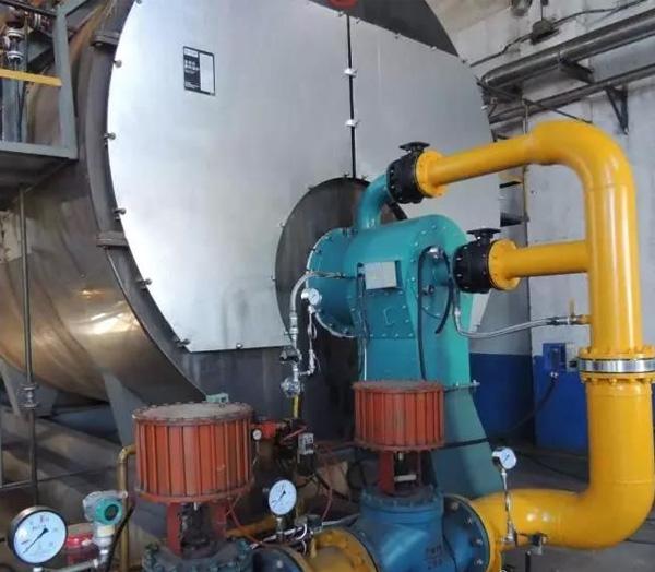 低氮蒸汽源机