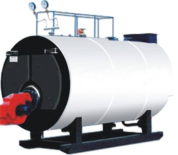 节能环保模块锅炉